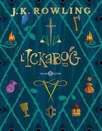 L'Ickabog - J.K. Rowling - Salani Editore copy