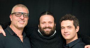 Leo Dan Vito da sinistra a destra